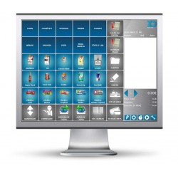Instalação em ambiente Touch Screen e/ou Teclado